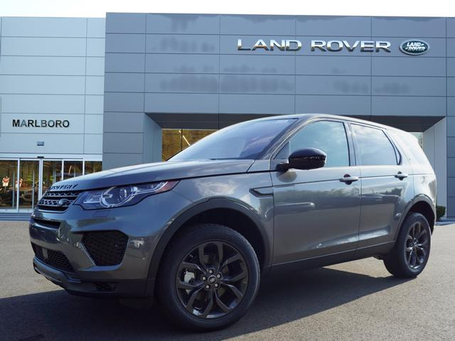 New 2019 Land Rover Discovery Sport Landmark Edition AWD