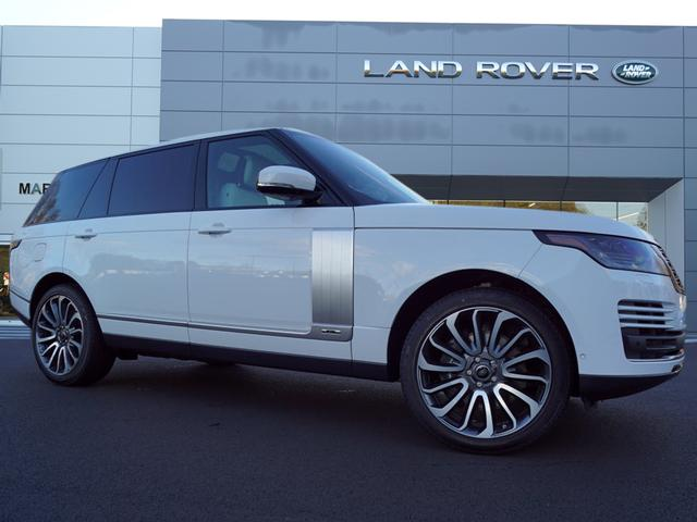New 2019 Land Rover Range Rover 5.0L V8 Supercharged LWB