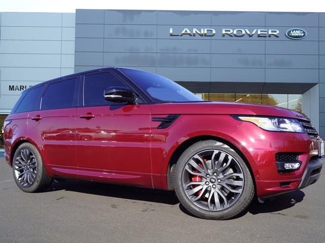 Land Rover Sport 2017 >> Certified Pre Owned 2017 Land Rover Range Rover Sport 3 0l V6 Supercharged Hse Awd