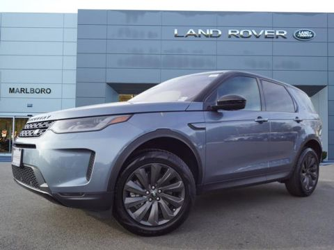 Pre-Owned 2020 Land Rover Discovery Sport S
